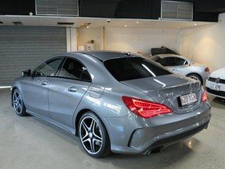 2013 Mercedes-Benz CLA200 DCT Coupe.