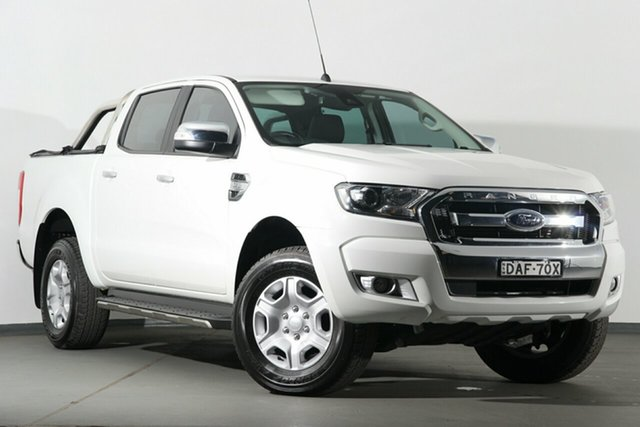 Used Ford Ranger XLT Double Cab, Campbelltown, 2015 Ford Ranger XLT Double Cab Utility
