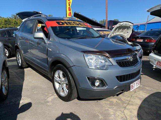 Used Holden Captiva 5 (4x4), Clontarf, 2012 Holden Captiva 5 (4x4) Wagon