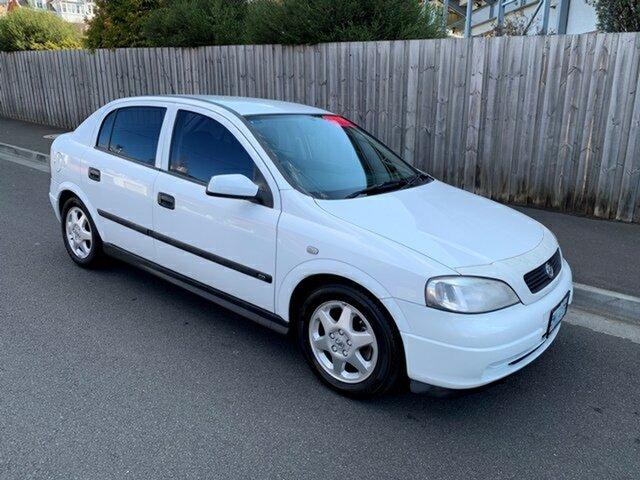 Used Holden Astra CD, North Hobart, 2001 Holden Astra CD Hatchback