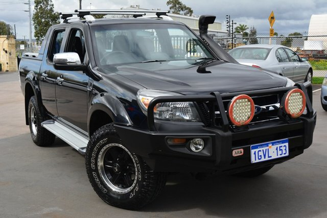 Used Ford Ranger Wildtrack (4x4), Kewdale, 2010 Ford Ranger Wildtrack (4x4) Dual Cab Pick-up