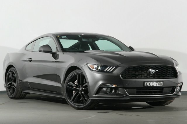 Used Ford Mustang Fastback SelectShift, Campbelltown, 2016 Ford Mustang Fastback SelectShift Fastback
