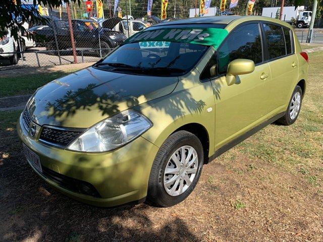 Used Nissan Tiida ST, Clontarf, 2007 Nissan Tiida ST Sedan