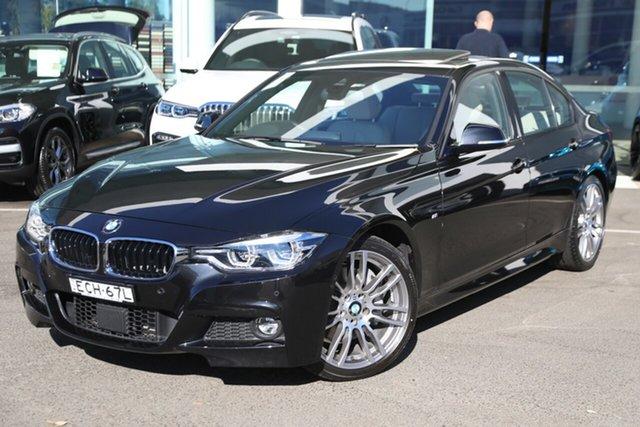 Used BMW 340i M Sport, Brookvale, 2018 BMW 340i M Sport Sedan