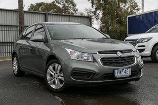 Used Holden Cruze Equipe, Oakleigh, 2015 Holden Cruze Equipe JH Series II MY15 Hatchback