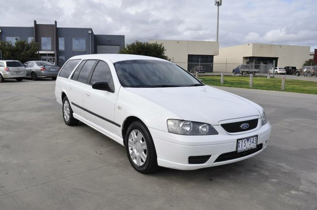 Used Ford Falcon XT, Hoppers Crossing, 2006 Ford Falcon XT Wagon