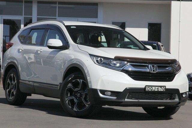 Used Honda CR-V VTi-S FWD, Narellan, 2017 Honda CR-V VTi-S FWD SUV