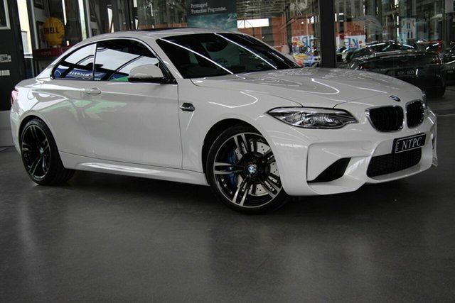 Used BMW M2 D-CT, North Melbourne, 2018 BMW M2 D-CT Coupe