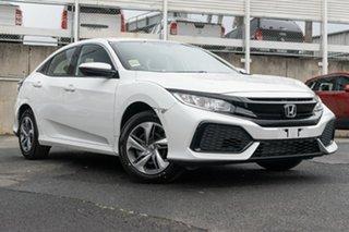 Demonstrator, Demo, Near New Honda Civic VTi, Oakleigh, 2019 Honda Civic VTi 10th Gen MY18 Hatchback