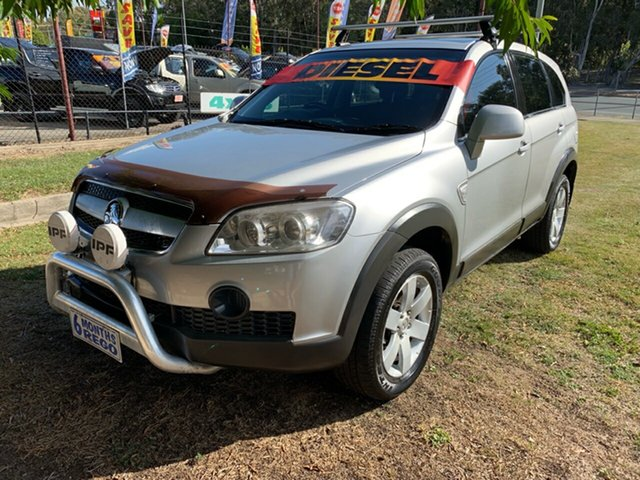 Used Holden Captiva LX (4x4), Clontarf, 2007 Holden Captiva LX (4x4) Wagon