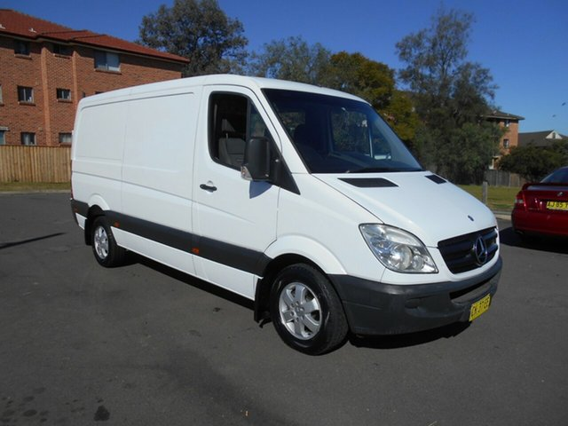 Used Mercedes-Benz Sprinter 319 CDI MWB, Bankstown, 2010 Mercedes-Benz Sprinter 319 CDI MWB Van