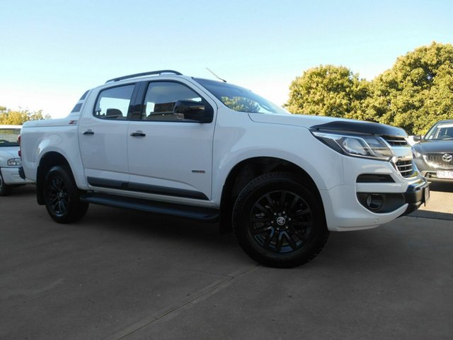 Used Holden Colorado Z71 Pickup Crew Cab, Mount Isa, 2016 Holden Colorado Z71 Pickup Crew Cab RG MY17 Utility