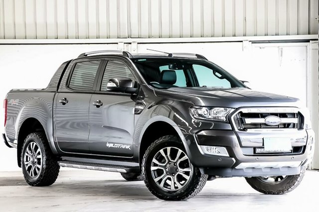 Used Ford Ranger Wildtrak Double Cab, Laverton North, 2017 Ford Ranger Wildtrak Double Cab Utility