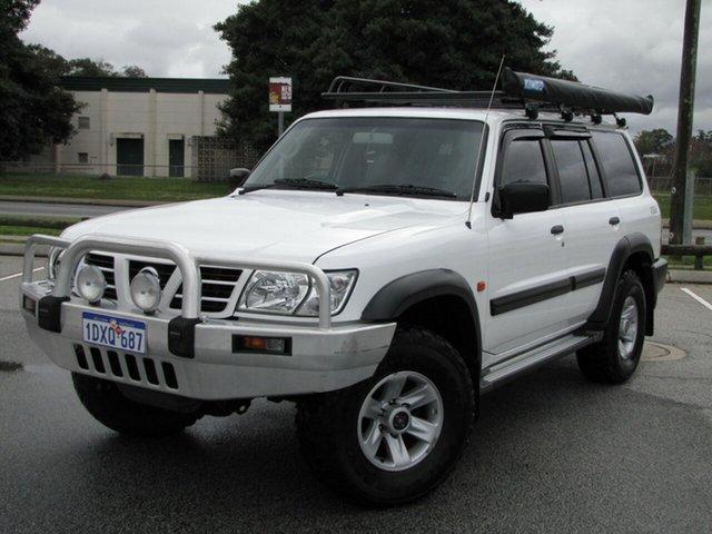 Used Nissan Patrol ST, Maddington, 2003 Nissan Patrol ST Wagon