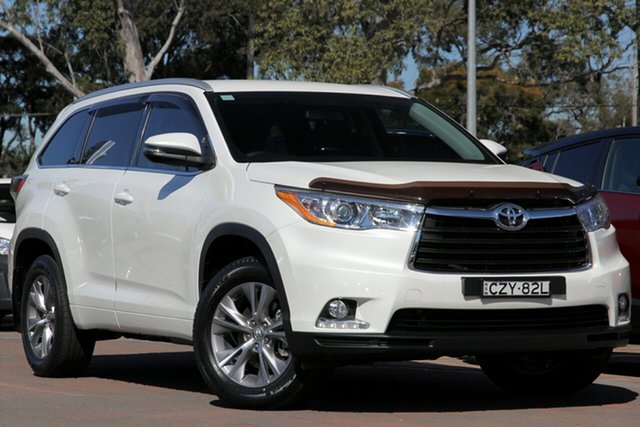 Used Toyota Kluger GXL 2WD, Warwick Farm, 2015 Toyota Kluger GXL 2WD SUV