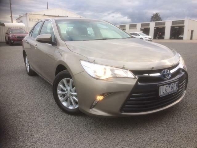 Used Toyota Camry Altise Hybrid, Wangaratta, 2017 Toyota Camry Altise Hybrid Sedan