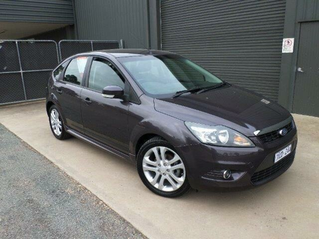 Used Ford Focus Zetec, Wangaratta, 2010 Ford Focus Zetec Hatchback