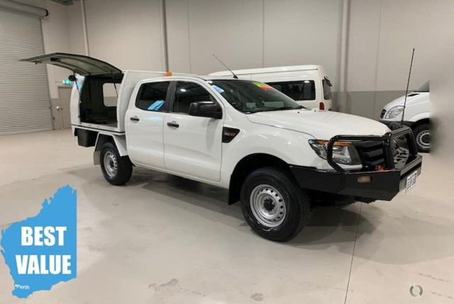 Used Ford Ranger XL Double Cab, Kenwick, 2013 Ford Ranger XL Double Cab Cab Chassis