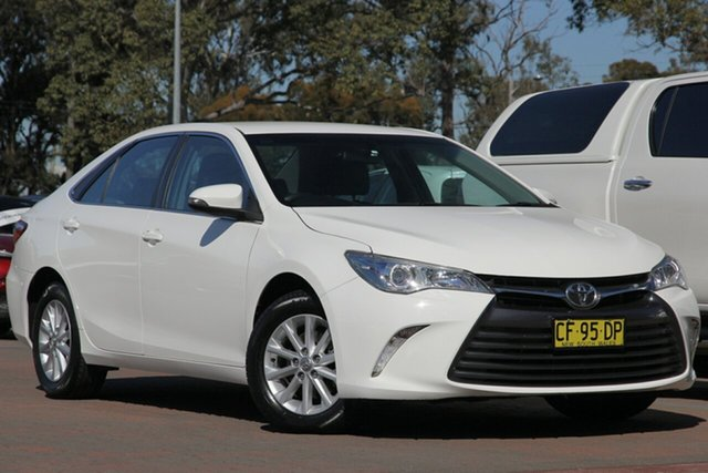 Used Toyota Camry Altise, Warwick Farm, 2015 Toyota Camry Altise Sedan