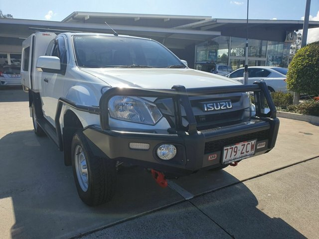 Discounted Used Isuzu D-MAX SX Space Cab, Yamanto, 2018 Isuzu D-MAX SX Space Cab Cab Chassis