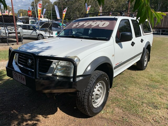 Used Holden Rodeo LX (4x4), Clontarf, 2004 Holden Rodeo LX (4x4) Crew Cab Pickup