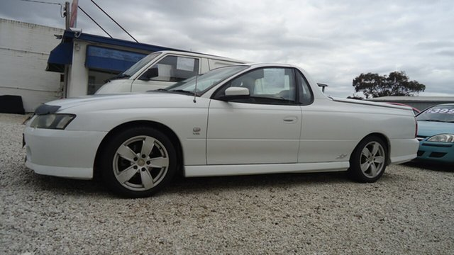 Used Holden Ute SS, Seaford, 2003 Holden Ute SS Utility