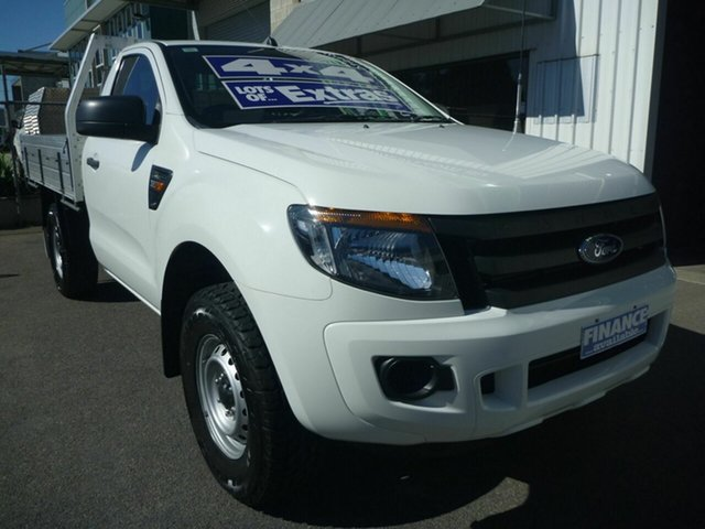 Used Ford Ranger XL, Edwardstown, 2015 Ford Ranger XL Cab Chassis