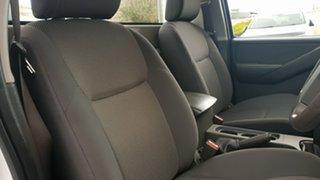 2013 Nissan Navara RX (4x4) Cab Chassis.