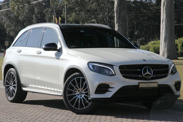 Used Mercedes-Benz GLC250 9G-Tronic 4MATIC, Warwick Farm, 2018 Mercedes-Benz GLC250 9G-Tronic 4MATIC Wagon