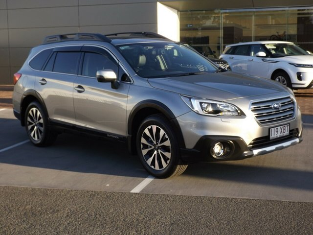 Used Subaru Outback 2.5i CVT AWD Premium, Toowoomba, 2017 Subaru Outback 2.5i CVT AWD Premium Wagon