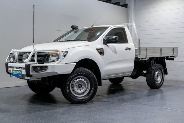 Used Ford Ranger XL 3.2 (4x4), Slacks Creek, 2013 Ford Ranger XL 3.2 (4x4) Cab Chassis