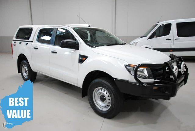Used Ford Ranger XL Double Cab, Kenwick, 2015 Ford Ranger XL Double Cab Utility