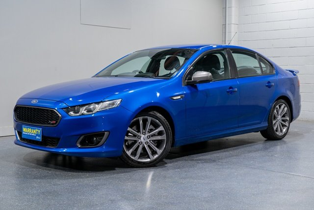 Used Ford Falcon XR6T, Slacks Creek, 2015 Ford Falcon XR6T Sedan