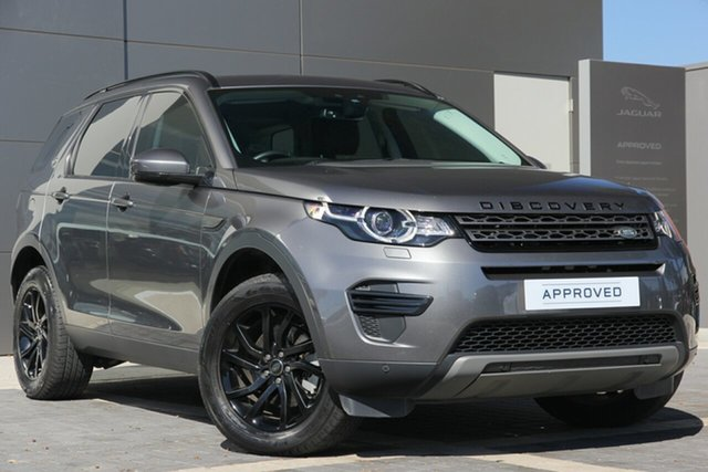 Used Land Rover Discovery Sport TD4 150 SE, Campbelltown, 2016 Land Rover Discovery Sport TD4 150 SE SUV