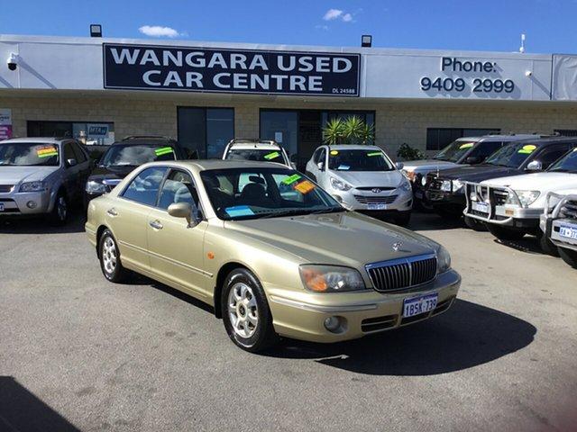 Used Hyundai Grandeur, Wangara, 2003 Hyundai Grandeur Sedan