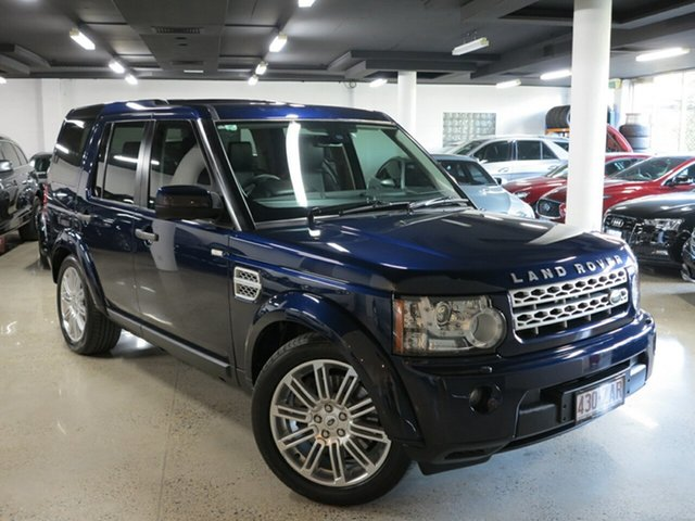 Used Land Rover Discovery 4 TDV6, Albion, 2013 Land Rover Discovery 4 TDV6 Wagon