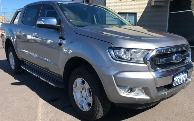 Used Ford Ranger XLT Double Cab, Geraldton, 2016 Ford Ranger XLT Double Cab Utility