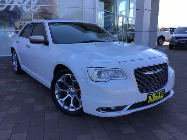 Discounted Used Chrysler 300 C Luxury, Warwick Farm, 2017 Chrysler 300 C Luxury Sedan