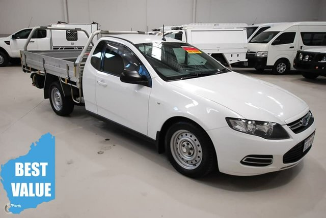 Used Ford Falcon EcoLPi Super Cab, Kenwick, 2014 Ford Falcon EcoLPi Super Cab Cab Chassis