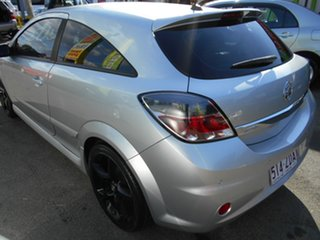 2006 Holden Astra SRI Turbo Coupe.