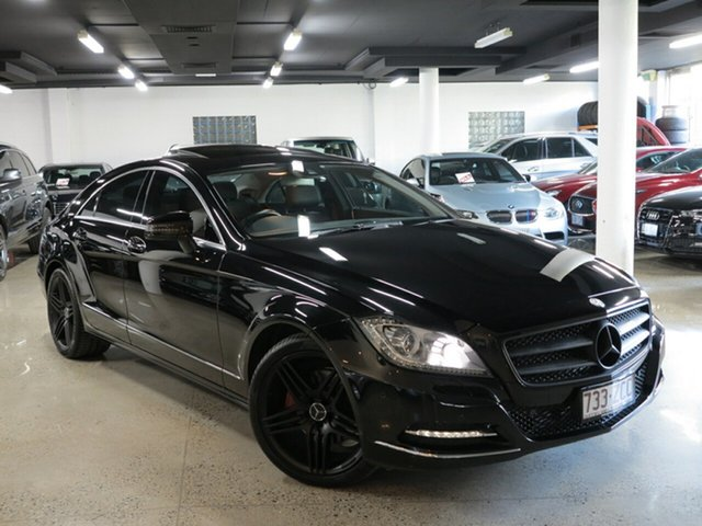 Used Mercedes-Benz CLS250 CDI Coupe 7G-Tronic +, Albion, 2013 Mercedes-Benz CLS250 CDI Coupe 7G-Tronic + Sedan