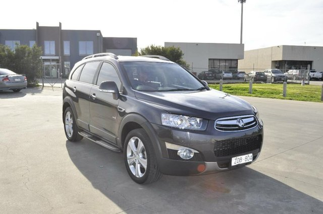 Used Holden Captiva 7 LX (4x4), Hoppers Crossing, 2012 Holden Captiva 7 LX (4x4) Wagon