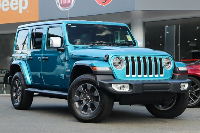New Jeep Wrangler Unlimited Overland, Indooroopilly, 2019 Jeep Wrangler Unlimited Overland Hardtop