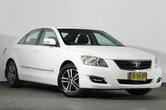 Used Toyota Aurion AT-X, Campbelltown, 2008 Toyota Aurion AT-X Sedan
