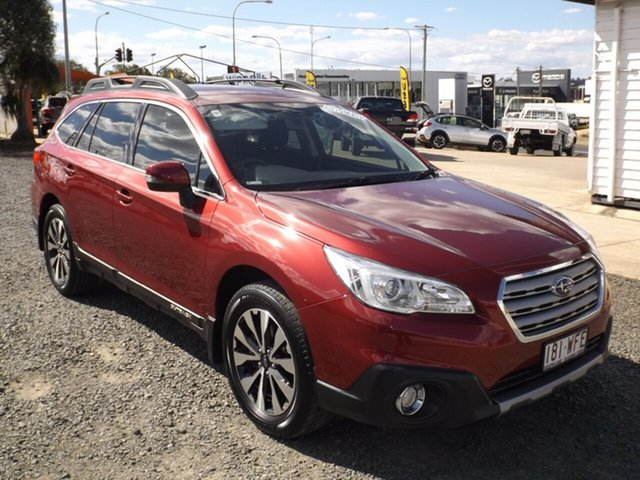 Used Subaru Outback 2.5i CVT AWD, Toowoomba, 2015 Subaru Outback 2.5i CVT AWD Wagon