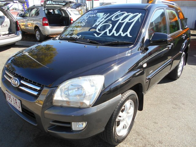 Used Kia Sportage, Slacks Creek, 2005 Kia Sportage Wagon