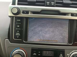 2016 Toyota Landcruiser Prado GX (4x4) Wagon.