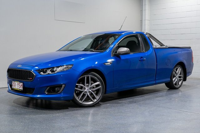 Used Ford Falcon XR6T, Slacks Creek, 2015 Ford Falcon XR6T Utility