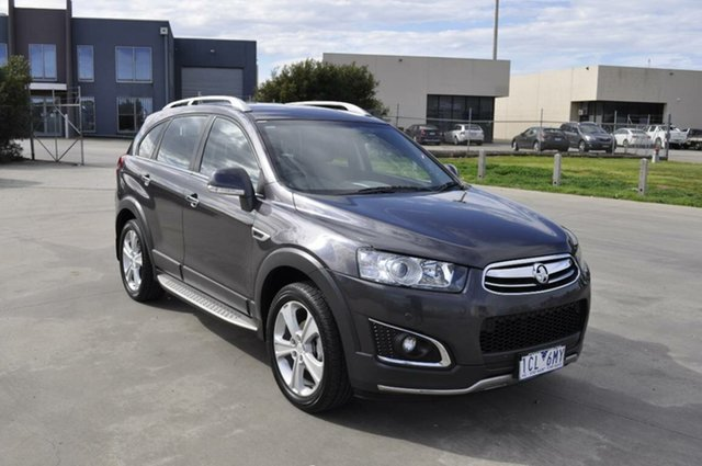 Used Holden Captiva 7 LTZ (AWD), Hoppers Crossing, 2014 Holden Captiva 7 LTZ (AWD) Wagon