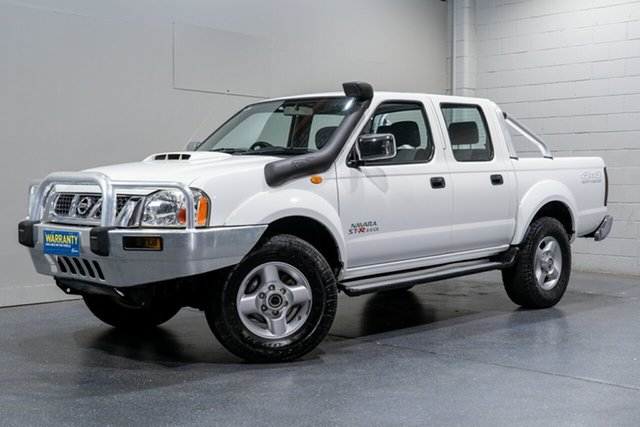 Used Nissan Navara ST-R (4x4), Slacks Creek, 2014 Nissan Navara ST-R (4x4) Dual Cab Pick-up
